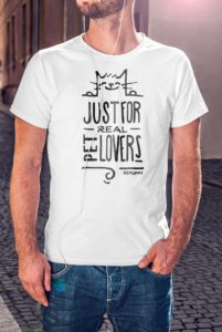Cool t-shirts for men who love cats | Cat lover t-shirts - BEPUPPY