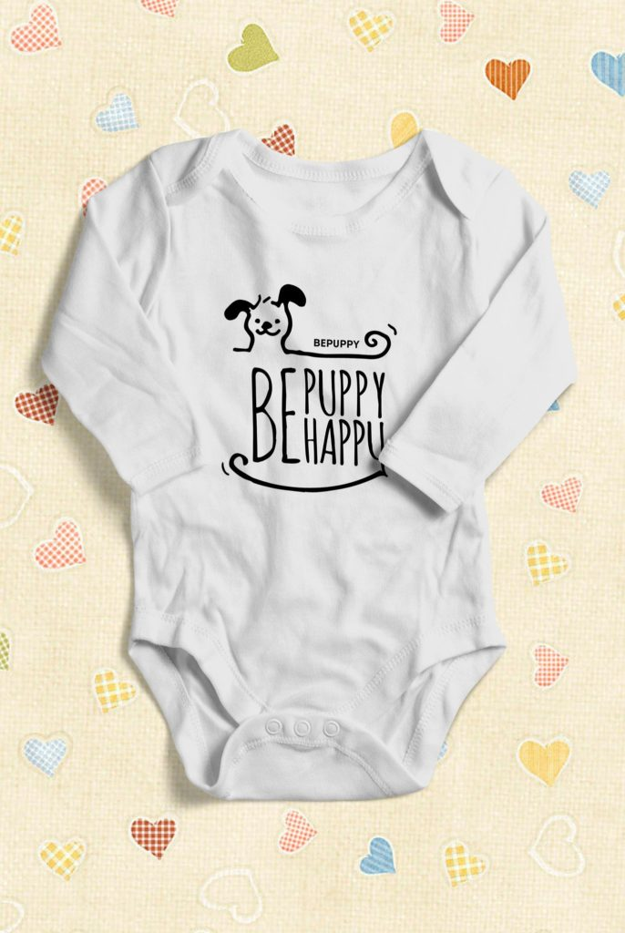 Baby clothes | Infant baby rib long sleeve - BEPUPPY